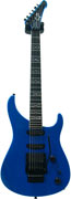 GJ2 by Grover Jackson Arete 5 Star GJ Blue HSS EMG Black Hardware #1448