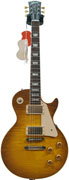 Gibson LPR9 Les Paul Lemon Burst Lightly Aged #CQ92137