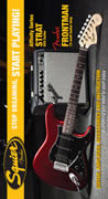 Squier Affinity Strat HSS Candy Apple Red with Frontman 15G