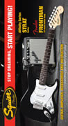 Squier Stop Dreaming Start Playing Pack Affinity Strat Black with Frontman 10G (2012)