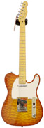 Fender Custom Shop Custom Deluxe Tele MN Faded Honey Burst (2012) #XN8127
