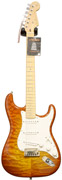 Fender Custom Shop Custom Deluxe Strat MN Faded Honey Burst (2012) #XN7470