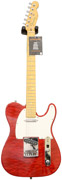 Fender Custom Shop Custom Deluxe Tele MN Candy Red (2012) #XN7991