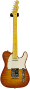 Fender Custom Shop Custom Deluxe Tele MN Faded Honey Burst (2012)#XN8131
