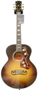 Gibson Custom J-200 Mini Vintage Sunburst #11212070