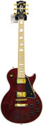 Gibson Les Paul Custom Wine Red w/Maple Fingerboard #CS200040