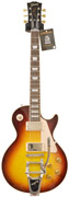 Gibson 1958 Les Paul Plaintop w/Bigsby Bourbonburst #82219