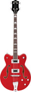Gretsch G5442BDC Electromatic Short Scale Bass Trans Red