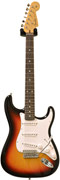 Fender Custom Shop Guitarguitar Dealer Select 59 Stratocaster Faded 3 Tone Sunburst RW (2012) #68562