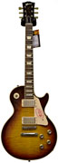 Gibson 1960 Les Paul Standard Flametop Reissue V.O.S Faded Tobacco #00943