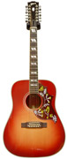 Gibson 12 String Hummingbird Sunburst (Ltd Edition) #12161003