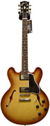 Gibson ES335 Dot Reissue Lightburst #10242715