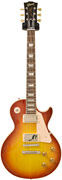 Gibson 1958 Les Paul Plain Top Washed Cherry #821445