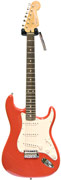 Fender Custom Shop Guitarguitar Dealer Select 59 Stratocaster Faded Fiesta Red RN (2012) #R64222