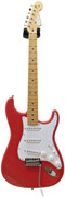 Fender Custom Shop Guitarguitar Dealer Select 59 Stratocaster Faded Fiesta Red MN R68436 (2012)