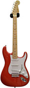 Fender Custom Shop Guitarguitar Dealer Select 59 Stratocaster Faded Fiesta Red MN (2012) #R66359
