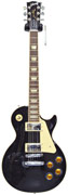 Gibson Les Paul Standard Ebony Chrome Hardware (2012) #116721582