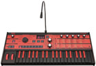 Korg MICROKORG Limited Edition Red and Black Synth