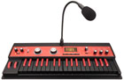Korg Microkorg XL+ Limited Edition Red and Black