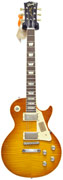 Gibson LPR0 1960 Les Paul Lightly Aged Amber Orange Burst #02487