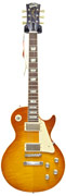 Gibson LPR0 1960 Les Paul Lightly Aged Amber Orange Burst #02510