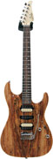 Suhr Guitar Guitar Select #6 Carve Top Standard Alder Spalted Maple RW #16995