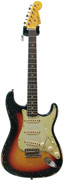 Fender Custom Shop 1960 Stratocaster Relic 3 Tone Sunburst Masterbuilt by Paul Waller #R67532