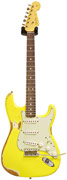 Fender Custom Shop 1960 Stratocaster Heavy Relic Graffiti Yellow #R6760