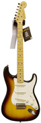 Fender Custom Shop 1955 Stratocaster Heavy Relic 2 Tone Sunburst AA Maple Neck #R66424