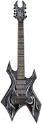 BC Rich Kerry King Wartribe 7 Black/SF (Ex-Demo)