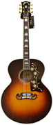 Gibson 75th Anniversary SJ-200  Montana Sunset Burst Master Grade Quilted Maple #12412042
