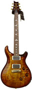 PRS P24 Black Gold Wrap 10 Top Birds Piezo Reg Neck #192189