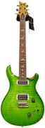 PRS 408 Maple Top Eriza Verde Smokeburst 10 Top #194103