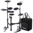 Roland TD-4KP Portable Electronic V Drum Kit with Bag