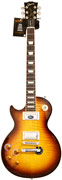 Gibson Les Paul Standard Premium Plus Desert Burst LH Chrome Hardware #108121450