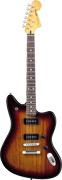 Fender Modern Player Jaguar RW 2 Color Chocolate Burst