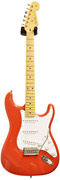 Fender Custom Shop Guitarguitar Dealer Select 59 Stratocaster Faded Fiesta Red MN (2012) #R67359