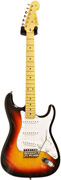 Fender Custom Shop Guitarguitar Dealer Select 59 Stratocaster Faded 3 Tone Sunburst MN (2012) #R64440