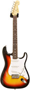 Fender Custom Shop Guitarguitar Dealer Select 59 Stratocaster Faded 3 Tone Sunburst RW (2012) #R68268