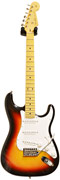 Fender Custom Shop Guitarguitar Dealer Select 59 Stratocaster Faded 3 Tone Sunburst MN #R61680