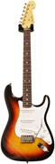 Fender Custom Shop Guitarguitar Dealer Select 59 Stratocaster Faded 3 Tone Sunburst RW #R64192
