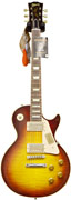 Gibson 1958 LPR8 Les Paul Lightly Figured VOS Bourbonburst  #821267