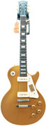 Gibson 1956 Les Paul Gold Top V.O.S Antique Gold #62248