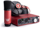 Focusrite Scarlett Studio Recording Package
