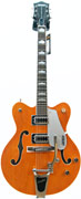 Gretsch G5422TDC Electromatic Hollow Body Amber Stain