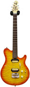 Music Man Sterling AX30 CRB Cherry Red Burst