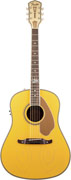 Fender Ron Emory Loyalty Slope Shoulder Dreadnought RW Ash Butterscothch