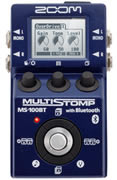 Zoom MS-100BT Multistomp with Bluetooth