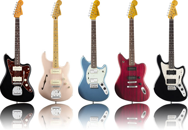 Competition - WIN a Fender Guitar Every Day For a Week!