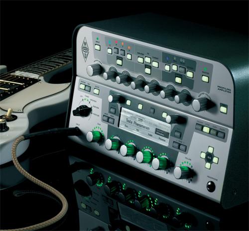 Kemper Profiling Amp View